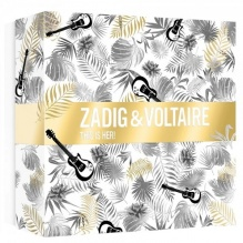 ZADIG & VOLTAIRE THIS IS HER КОМПЛЕКТ ПАРФЮМНА ВОДА 50МЛ + ЛОСИОН ЗА ТЯЛО 100МЛ ЗА ЖЕНИ