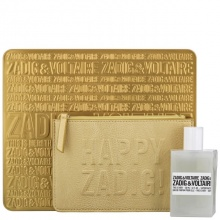 ZADIG&VOLTAIRE THIS IS HER EDP ДАМСКИ ПАРФЮМ 50МЛ + НЕСЕСЕР