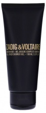 ZADIG&VOLTAIRE JUST ROCK ДУШ ГЕЛ ЗА МЪЖЕ 100МЛ