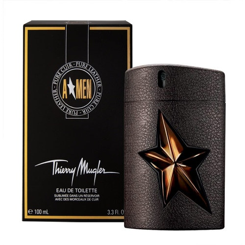 THIERRY MUGLER A MEN PURE LEATHER ТОАЛЕТНА ВОДА ЗА МЪЖЕ