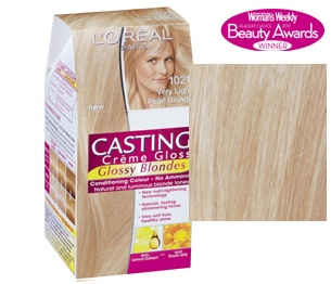 L'OREAL БОЯ ЗА КОСА CASTING CREME GLOSS L'oreal Casting Creme Gloss боя за коса, Вариант: 1021 перлено светло рус