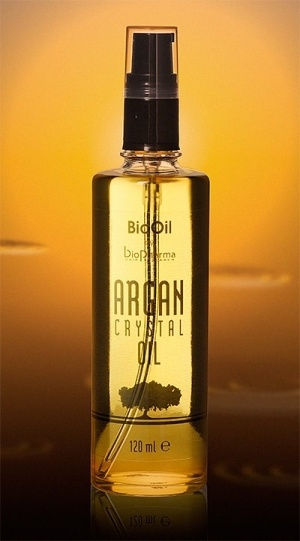 BioPharma Argan Crystal Oil кристали за коса