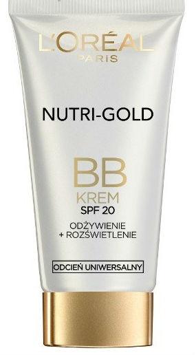 L'Oréal Nutri-Gold BB cream крем за лице