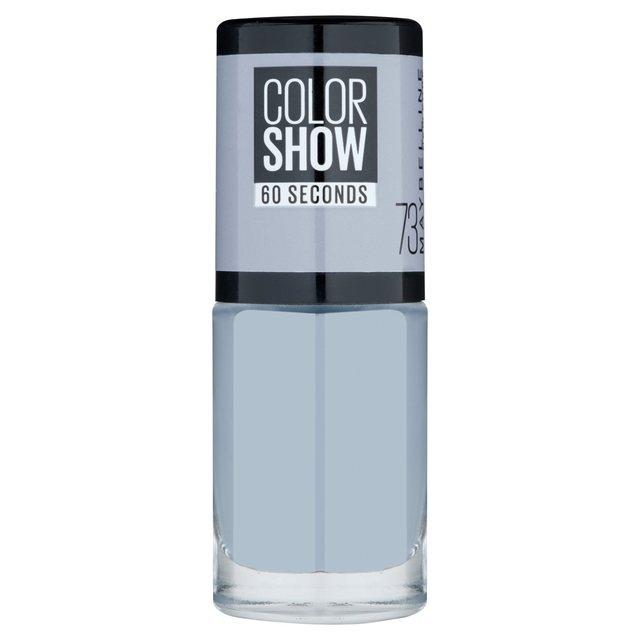 Maybelline Color Show лак за нокти MAYBELLINE ЛАК ЗА НОКТИ COLOR SHOW 7МЛ 73 CITY SMOKE