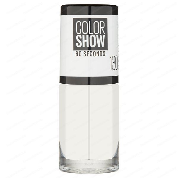 Maybelline Color Show лак за нокти MAYBELLINE ЛАК ЗА НОКТИ COLOR SHOW 7МЛ 130 WINTER BABY
