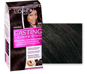 L'OREAL БОЯ ЗА КОСА CASTING CREME GLOSS L'oreal Casting Creme Gloss боя за коса, Вариант: 300 тъмно кестеняв