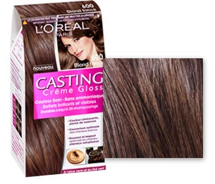 L'OREAL БОЯ ЗА КОСА CASTING CREME GLOSS L'oreal Casting Creme Gloss боя за коса, Вариант: 600 тъмно рус