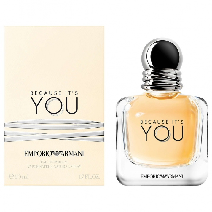EMPORIO ARMANI BECAUSE IT'S YOU ПАРФЮМНА ВОДА ЗА ЖЕНИ