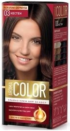 AROMA COLOR БОЯ ЗА КОСА 45МЛ AROMA COLOR БОЯ ЗА КОСА 03