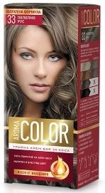 AROMA COLOR БОЯ ЗА КОСА 45МЛ AROMA COLOR БОЯ ЗА КОСА 33