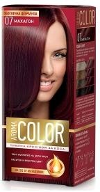 AROMA COLOR БОЯ ЗА КОСА 45МЛ AROMA COLOR БОЯ ЗА КОСА 07