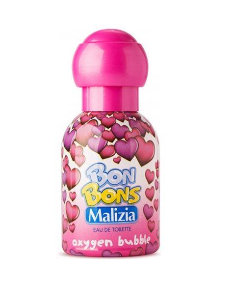 MALIZIA BON BONS EDT ТОАЛЕТНА ВОДА ЗА ДЕЦА 50МЛ MALIZIA BON BONS OXYGEN BUBBLE/SWEET CANDY EDT ТОАЛЕТНА ВОДА ЗА ДЕЦА 50МЛ