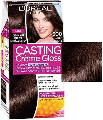 L'OREAL БОЯ ЗА КОСА CASTING CREME GLOSS L'oreal Casting Creme Gloss боя за коса, Вариант: 500 светло кестеняво