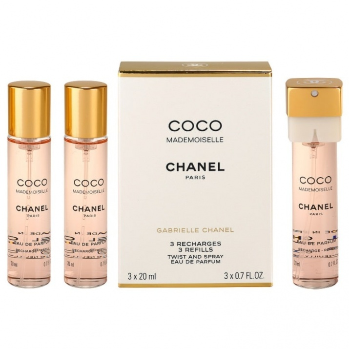 CHANEL COCO MADEMOISELLE ПАРФЮМНА ВОДА ЗА ЖЕНИ CHANEL COCO MADEMOISELLE ПАРФЮМНА ВОДА ПЪЛНИТЕЛ ЗА ЖЕНИ 3X20МЛ