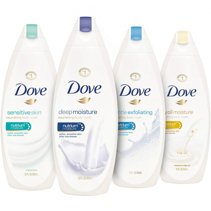 DOVE ДУШ КРЕМ MOISTURIZING BODY WASH 700МЛ