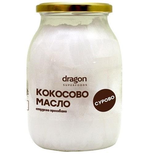 DRAGON КОКОСОВО МАСЛО 1Л