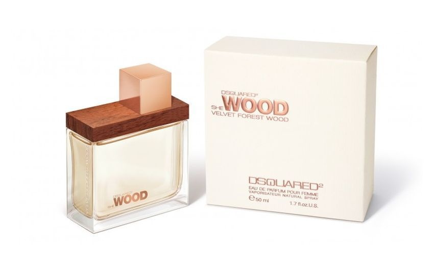 DSQUARED VELVET FOREST WOOD ПАРФЮМНА ВОДА ЗА ЖЕНИ