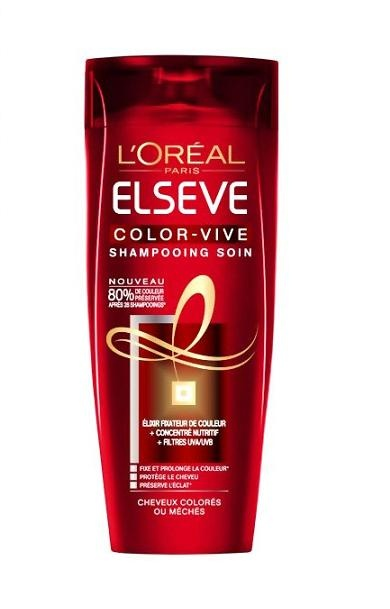 L'OREAL ELSEVE ШАМПОАН COLOR VIVE ЗА БОЯДИСАНА КОСА 250МЛ