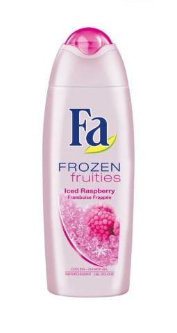 FA ДУШ ГЕЛ ЗА ЖЕНИ 250МЛ FA ДУШ ГЕЛ ЗА ТЯЛО FROZEN FRUITIES & ICED RASPBERRY ЗА ЖЕНИ 250МЛ