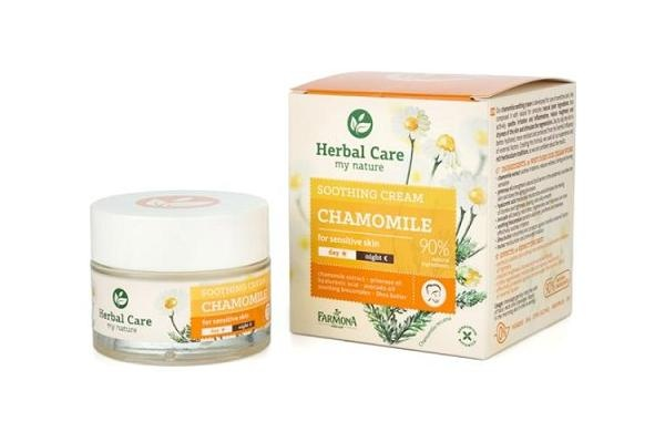 FARMONA КРЕМ ЗА ЛИЦЕ HERBAL CARE CHAMOMILE С ЛАЙКА 50МЛ