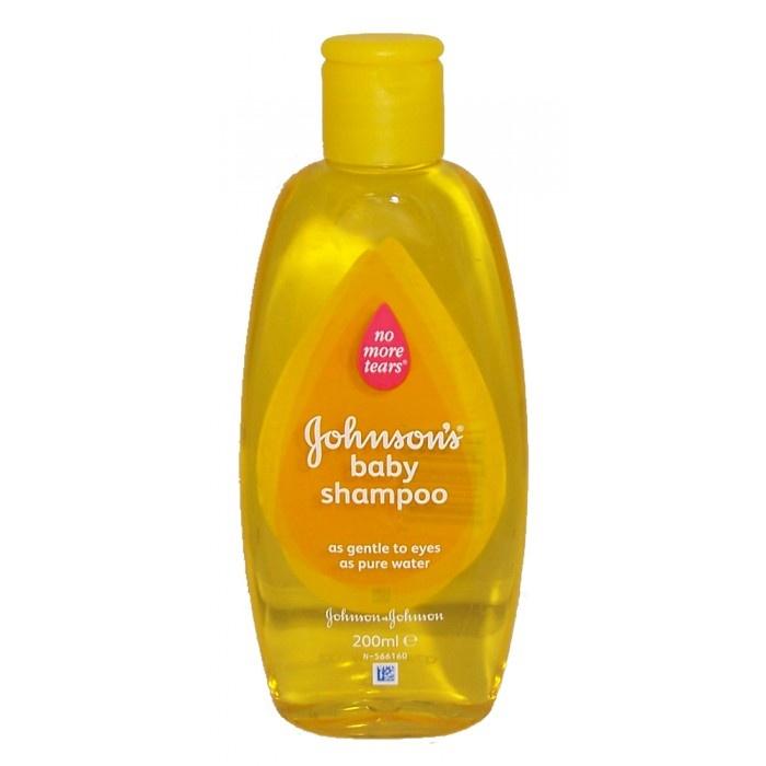 Johnson's Baby Shampoo бебешки шампоан