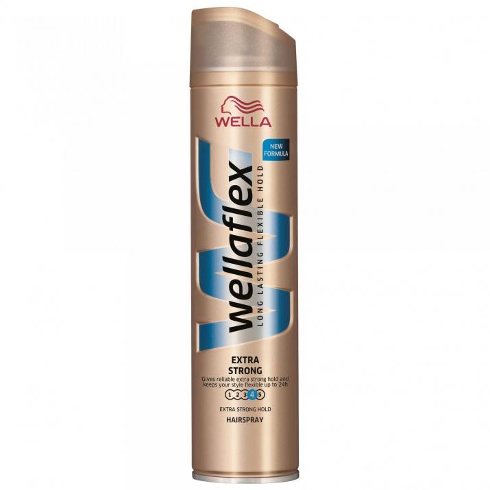 Wella Wellaflex Extra Strong Hold лак за коса