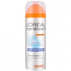 L`ORéAL Men Expert Anti-Irritation Mineral пяна за бръснене против раздразнения 200мл