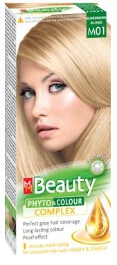 MM Beauty Phyto Colour боя за коса MM BEAUTY PHYTO COLOUR БОЯ ЗА КОСА M01 110МЛ