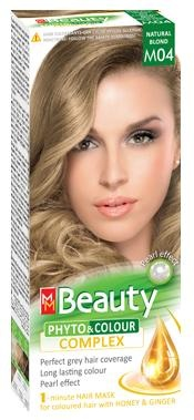 MM Beauty Phyto Colour боя за коса MM BEAUTY PHYTO COLOUR БОЯ ЗА КОСА М04 110МЛ