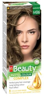 MM Beauty Phyto Colour боя за коса MM BEAUTY PHYTO COLOUR БОЯ ЗА КОСА M06 110МЛ