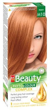 MM Beauty Phyto Colour боя за коса MM BEAUTY PHYTO COLOUR БОЯ ЗА КОСА M10 110МЛ