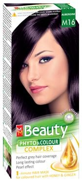 MM Beauty Phyto Colour боя за коса MM BEAUTY PHYTO COLOUR БОЯ ЗА КОСА M16 110МЛ
