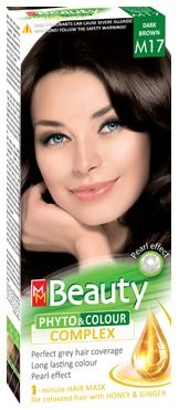 MM Beauty Phyto Colour боя за коса MM BEAUTY PHYTO COLOUR БОЯ ЗА КОСА M17 110МЛ