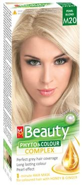 MM Beauty Phyto Colour боя за коса MM BEAUTY PHYTO COLOUR БОЯ ЗА КОСА M20 110МЛ