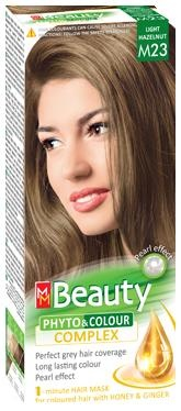 MM Beauty Phyto Colour боя за коса MM BEAUTY PHYTO COLOUR БОЯ ЗА КОСА M23 110МЛ