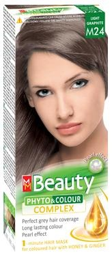 MM Beauty Phyto Colour боя за коса MM BEAUTY PHYTO COLOUR БОЯ ЗА КОСА M24 110МЛ