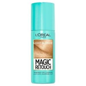 L`ORéAL MAGIC RETOUCH СПРЕЙ ОЦВЕТИТЕЛ ЗА БЕЛИ КОСИ 75МЛ L`ORéAL Magic Retouch спрей оцветител за бели коси, Вариант: light blonde