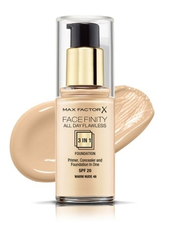 MAX FACTOR ФОН ДЬО ТЕН FACEFINITY 3 IN 1 30МЛ