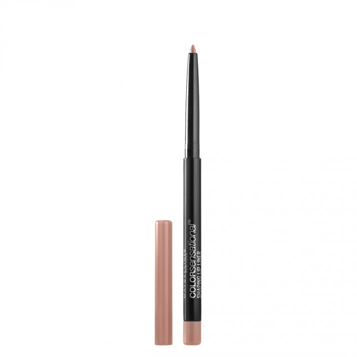 MAYBELLINE МОЛИВ ЗА УСТНИ COLOR SENSATIONAL SHAPING LIP LINER MAYBELLINE МОЛИВ ЗА УСТНИ COLOR SENSATIONAL SHAPING LIP LINER 10 NUDE WHISPER