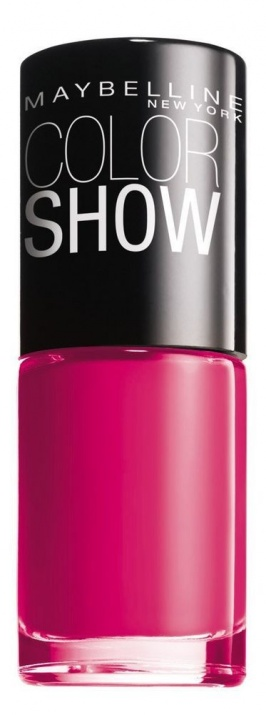 Maybelline Color Show лак за нокти MAYBELLINE ЛАК ЗА НОКТИ COLOR SHOW 7МЛ 6 BUBBLICIOUS