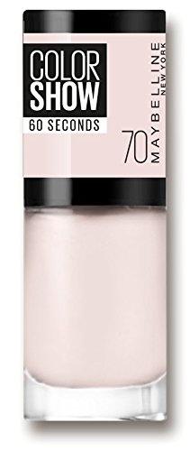 Maybelline Color Show лак за нокти MAYBELLINE ЛАК ЗА НОКТИ COLOR SHOW 7МЛ 70 BALLERINA PINK