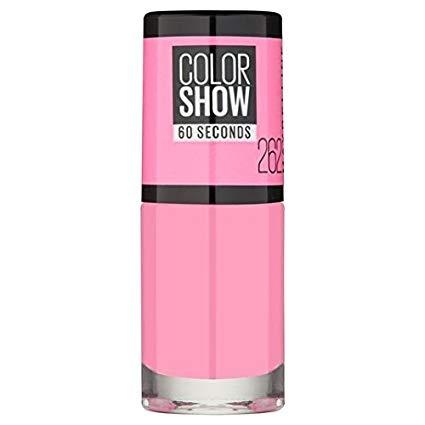 Maybelline Color Show лак за нокти MAYBELLINE ЛАК ЗА НОКТИ COLOR SHOW 7МЛ 262 PINK BOOM
