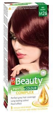 MM Beauty Phyto Colour боя за коса MM BEAUTY PHYTO COLOUR БОЯ ЗА КОСА M26 110МЛ