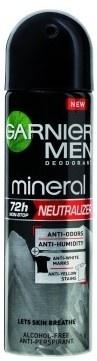 Garnier Men Mineral Neutralizer дезодорант за мъже