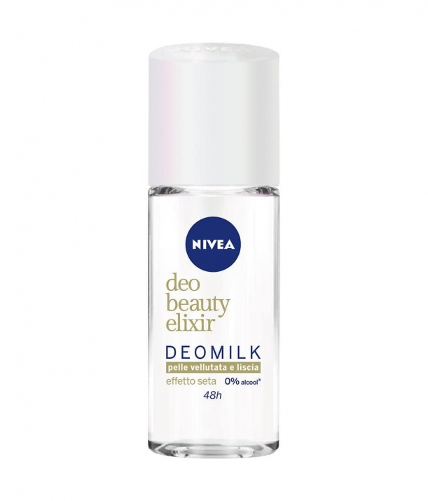 NIVEA РОЛ-ОН DEO BEAUTY ELIXIR ЗА ЖЕНИ 40МЛ NIVEA РОЛ-ОН BEAUTY ELIXIR DRY ЗА ЖЕНИ 50МЛ