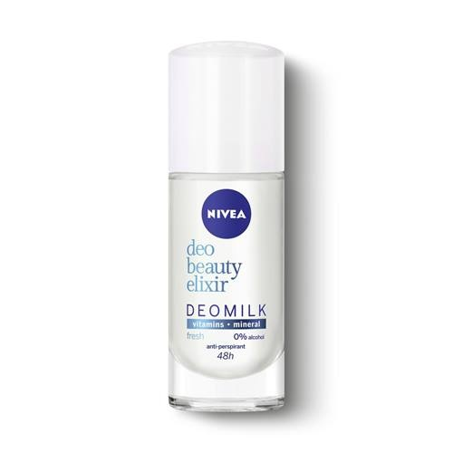 NIVEA РОЛ-ОН DEO BEAUTY ELIXIR ЗА ЖЕНИ 40МЛ NIVEA РОЛ-ОН BEAUTY ELIXIR FRESH ЗА ЖЕНИ 40МЛ