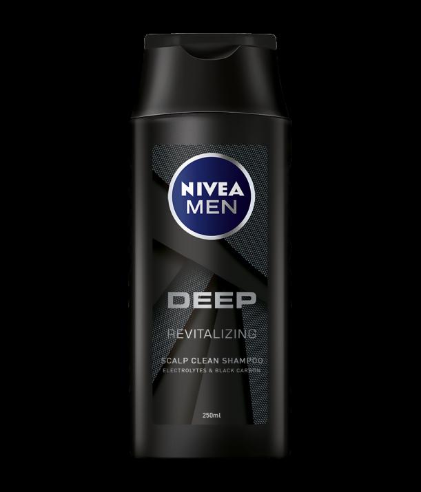 NIVEA ШАМПОАН ЗА КОСА MEN ЗА МЪЖЕ 400МЛ Nivea Men Deep Revitalizing шампоан за мъже