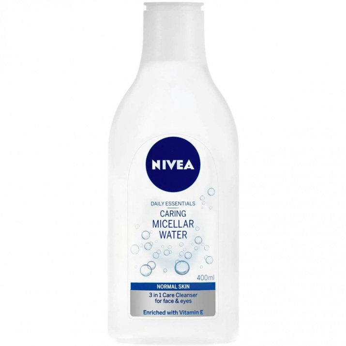 Nivea Micellar Water мицеларна вода 400мл Nivea Normal Skin мицеларна вода за нормална кожа