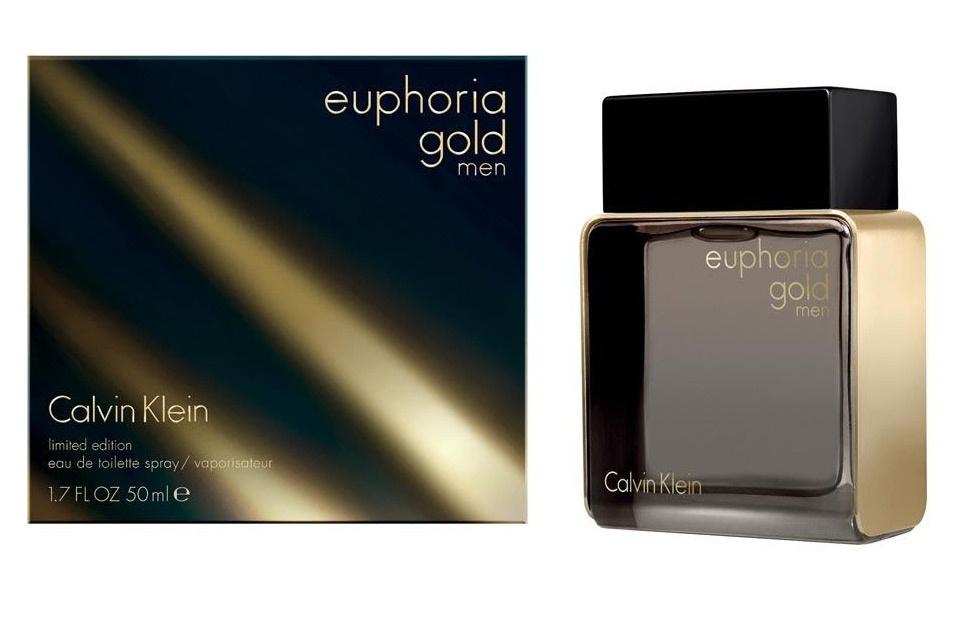 Calvin Klein Euphoria Gold EDT тоалетна вода за мъже
