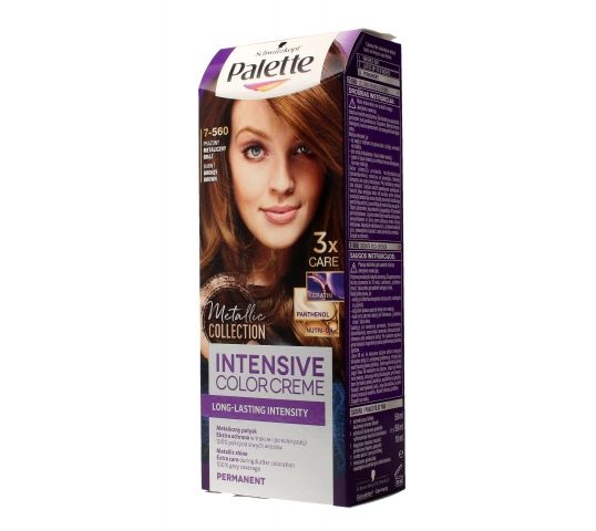 PALETTE БОЯ ЗА КОСА INTENSIVE COLOR CREAM 100МЛ PALETTE БОЯ ЗА КОСА INTENSIVE COLOR CREAM 7-560